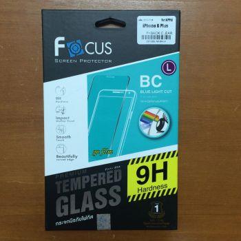 Iphone 6 Plus / 6S Plus (หน้า-หลัง) - กระจกนิรภัยถนอมสายตา Tempered Glass (Blue Light Cut)