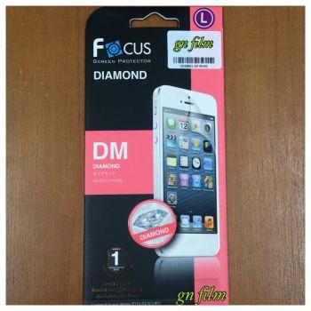 Samsung Galaxy S Duos S7562 - ฟิล์มใสประกายเพชร Diamond