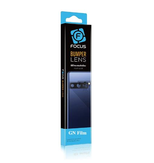 Iphone XR - Bumper Lens ซิลิโคนกันกระแทกสำหรับเลนส์กล้อง