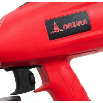 กาพ่นสีไฟฟ้า ตรา Okura OK-350
