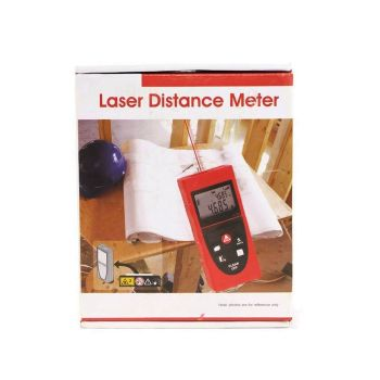 ตลับเมตรวัดระยะเลเซอร์ 100 เมตร