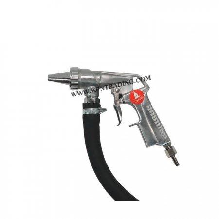 ปืนพ่นทราย ตรา Okura No.PS1 แถมทรายขัดละเอียด 1 Kg