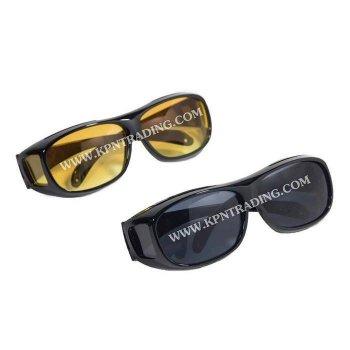 แว่นตาอินฟาเรดลดแสงสะท้อน HD Vision