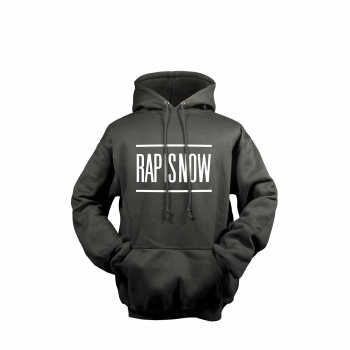 Rap is Now (Pullover Hoodie)