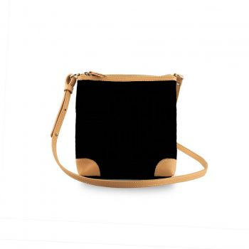Crossbody Basic S Black