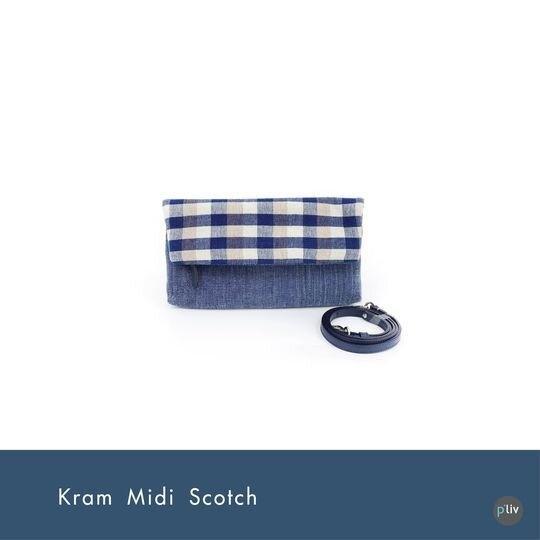 The Crossbody Kram Midi Scotch