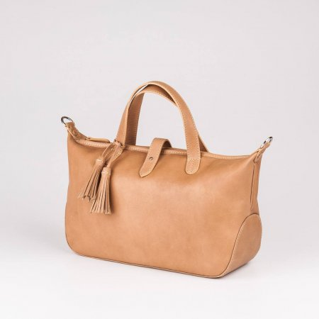 Holla Leather S_Beige