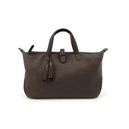 Holla Leather MS_(Deer Skin)_Cappuccino Brown