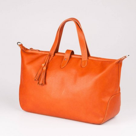 Holla Leather M_Orange