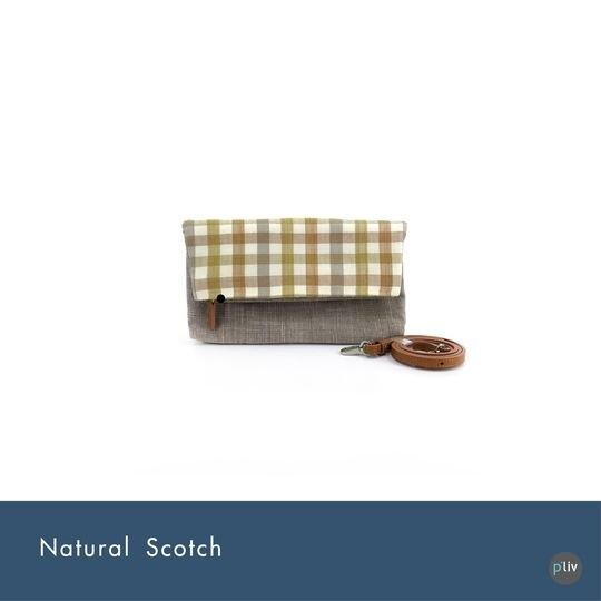 The Crossbody Natural Scotch