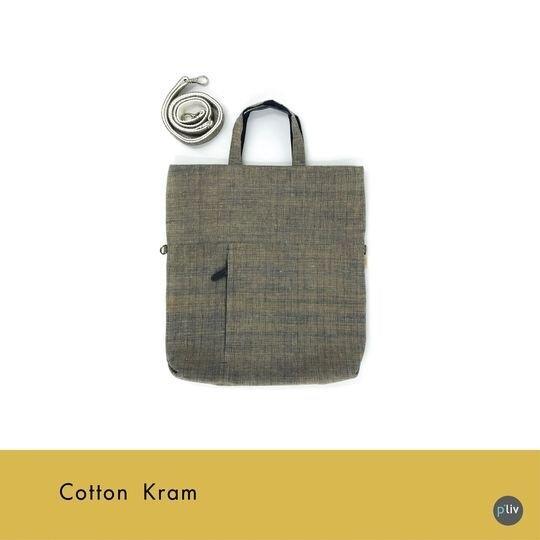 The Tote Cotton Kram