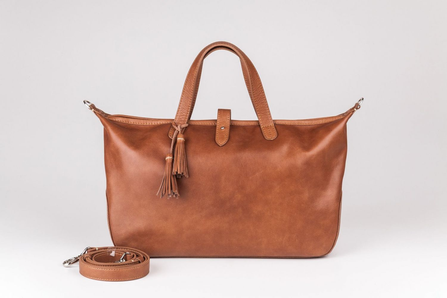 Holla Leather M_Brown
