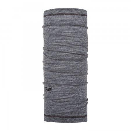 BUFF Lighweight Merino Wool Grey Multi Stripes