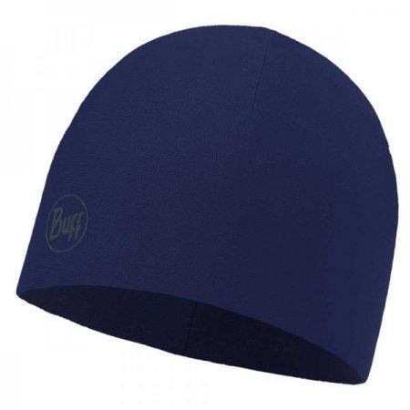 Microfiber & Polar Hat Buff Solid Medieval Blue - 110948.783.10