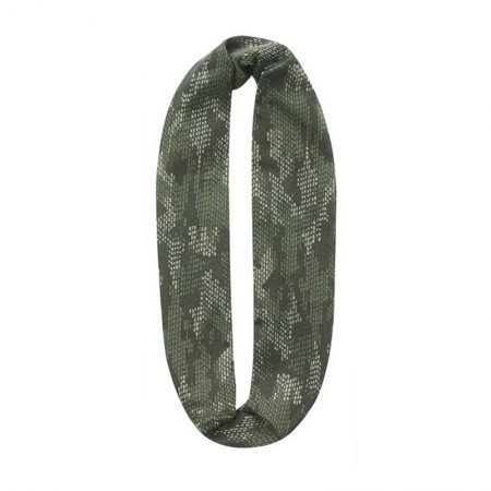 BUFF Cotton Jacquard Infinity Buff 111703 - Camo Military