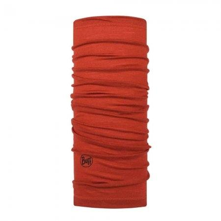 BUFF Lighweight Merino Wool Solid Rust