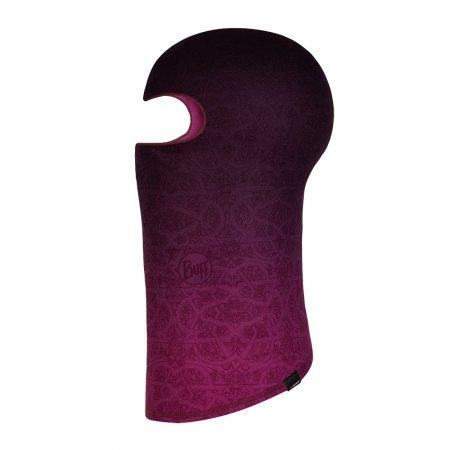 Polar Balaclava Buff Siggy Purple