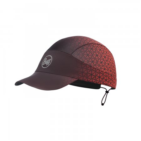 Buff Pack Run Cap R - Equilateral Red