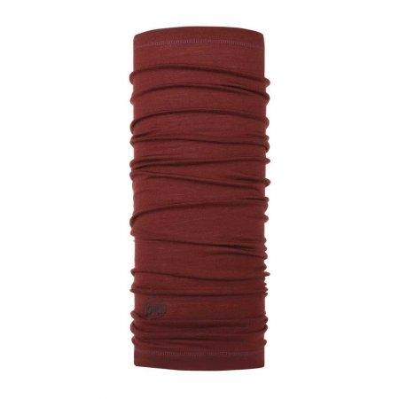 BUFF Lighweight Merino Wool Solid Wine