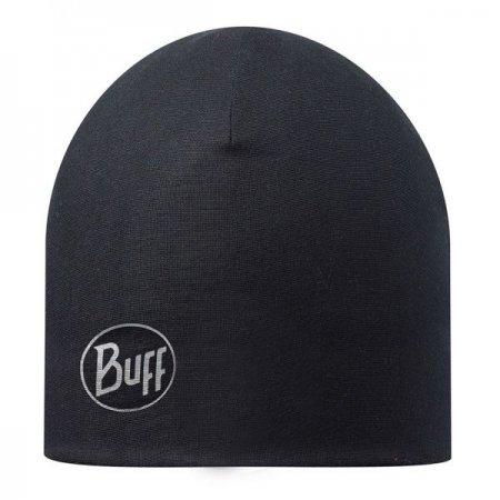 Microfiber & Polar Hat Buff Solid Black - 110948.999.10