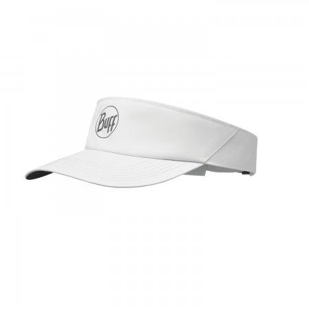 Buff Visor R - Solid White