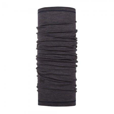 BUFF Lighweight Merino Wool Charcoal Grey Multi Stripes