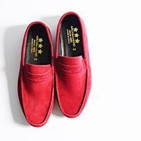 รองเท้าหนังกลับ LP990