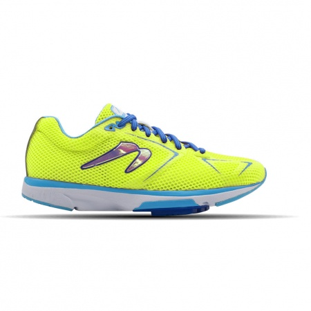 Wmn's Distance VIII S - Stability Speed Trainer  (Yellow/Blue) POP 1