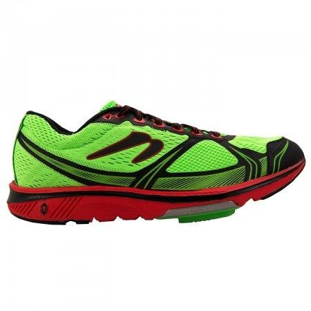 Men's Motion VII - Stability Mileage Trainer (Lime/Red) POP 1