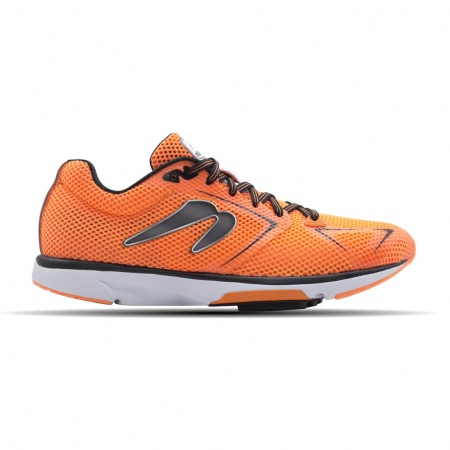 Men's Distance VIII - Neutral Speed Trainer  (Orange/Black) POP 1