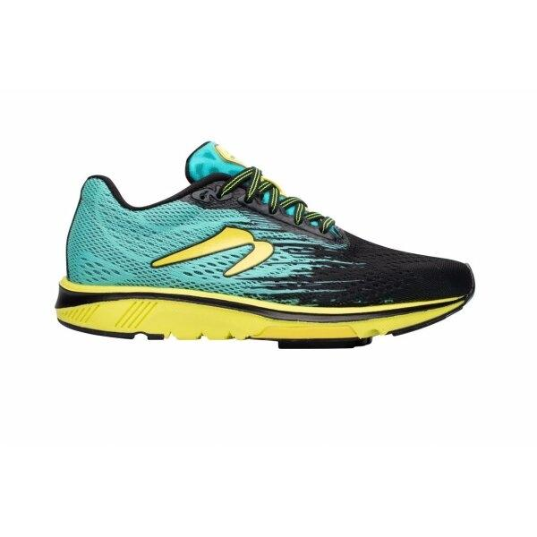 Wmn's Motion 10 - Stability Mileage Trainer (TEAL/BLACK) P.O.P 1