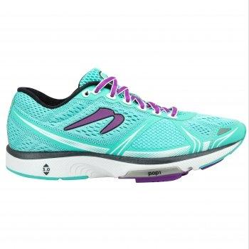 Wmn's Motion VI - Stability Mileage Trainer  (Turquoise/Lavender) POP 1