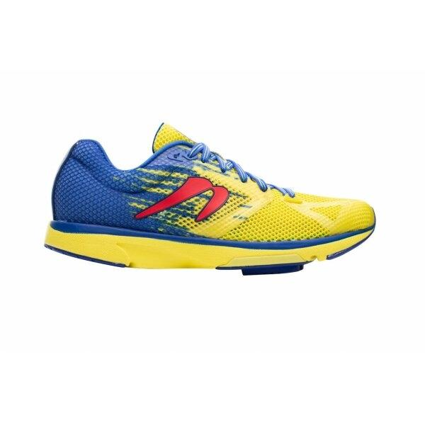 Men's Distance S 10 - Stability Speed Trainer  (YELLOW/ROYAL) P.O.P 1