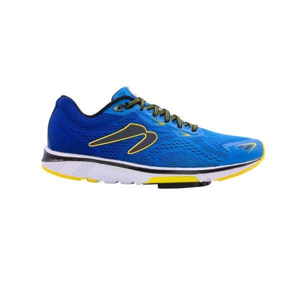 Men's Gravity IX - Neutral Mileage Trainer  (NAVY/CITRON) POP 1