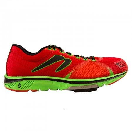 Men's Gravity VII - Neutral Mileage Trainer  (Red/Lime) POP 1