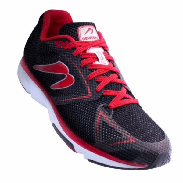 Men's Distance VIII B - Neutral Speed Trainer  (BLACK/RED) POP 1