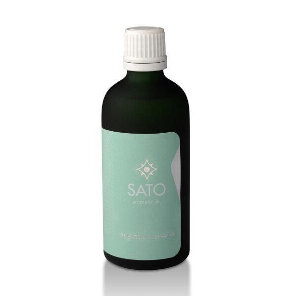 อโรม่า น้ำหอม กลิ่น เบอกามอต Traditional Bergamot Aromatic Oil 100 ml.