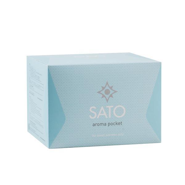 น้ำหอมแผ่น: ซาโตะเบลนด์ 30 ชิ้น (Satoblend Spa)