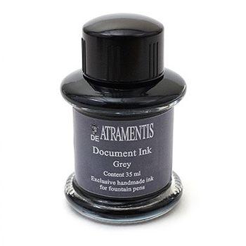 De Atramentis - Document ink - Grey
