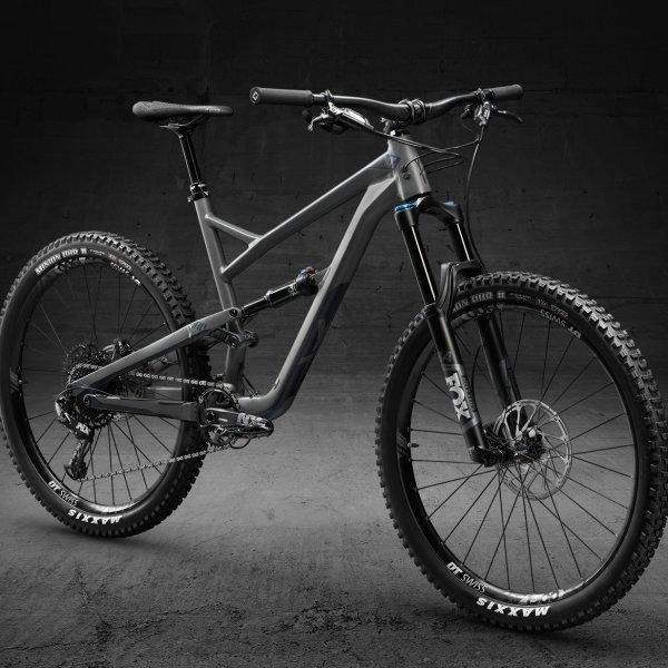 2019 JEFFSY 27 AL BASE CONCRETE GREY / BLACK MAGIC
