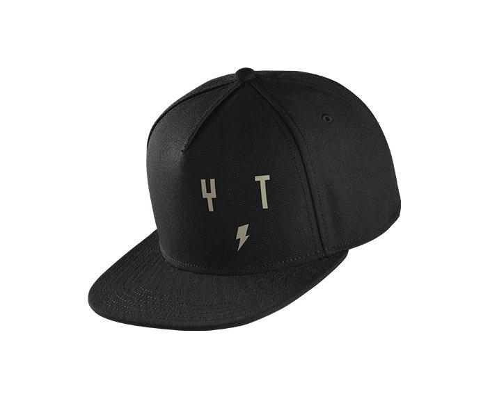 FLASH CAP BLACK