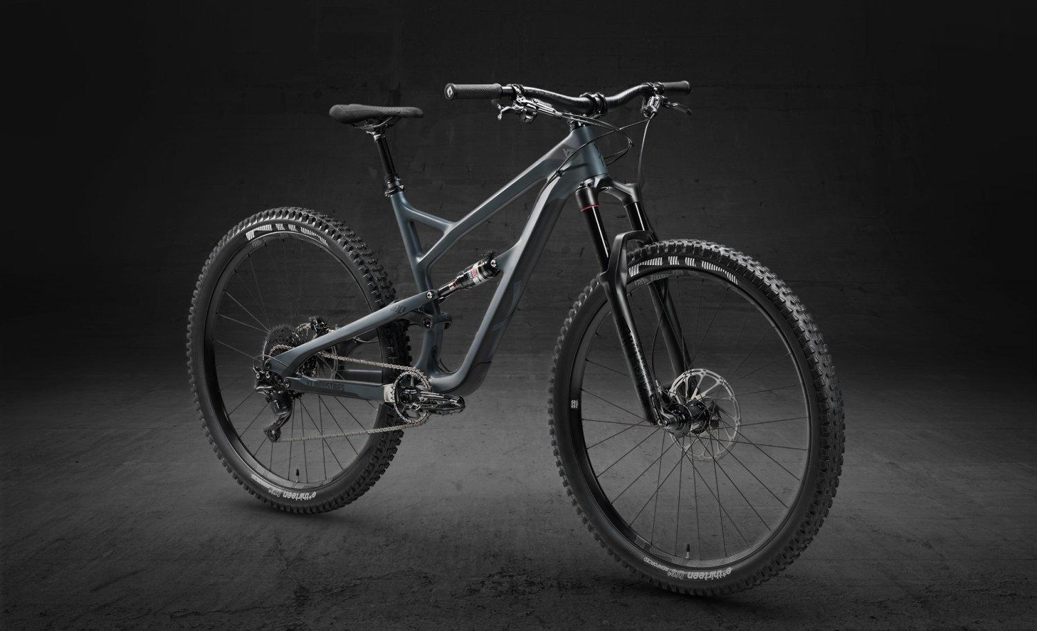 YT JEFFSY 29 CF - STORM GREY/BLACK MAGIC (2018 MODEL)