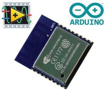 QWAVE-WROOM-02 (ESP8266) WiFi Module *สนใจติดต่อ