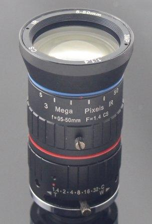 E.CS mount Lens 5-50 mm for SmartCamera (EagleEye)