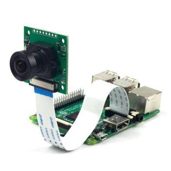 Raspberry Pi: 8MP Sony IMX219 Camera for Raspberry Pi (สำหรับงาน Customization เท่านั้น)