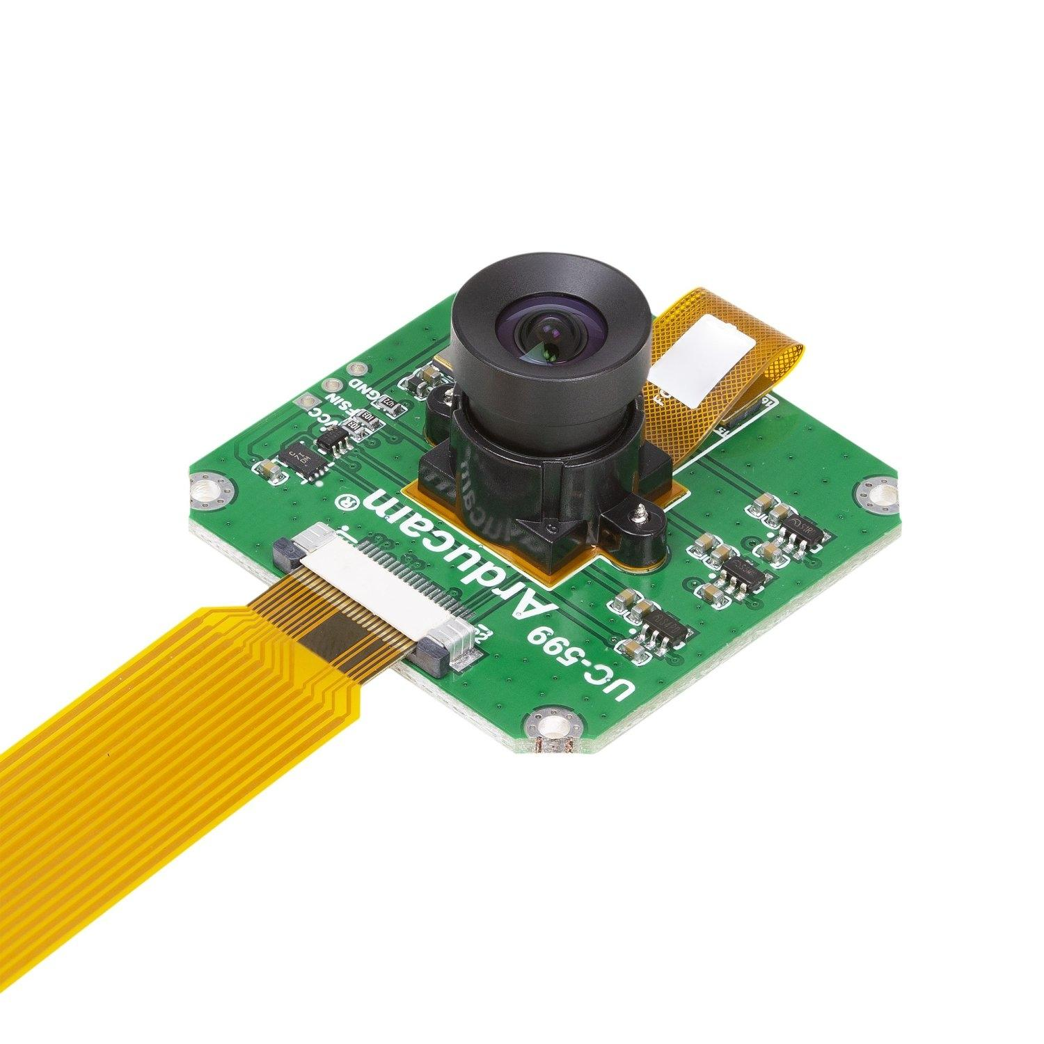 [Raspberry Pi] 1MP Arducam OV9281 MIPI 1MP Monochrome Global Shutter Camera Module with M12 Mount lens