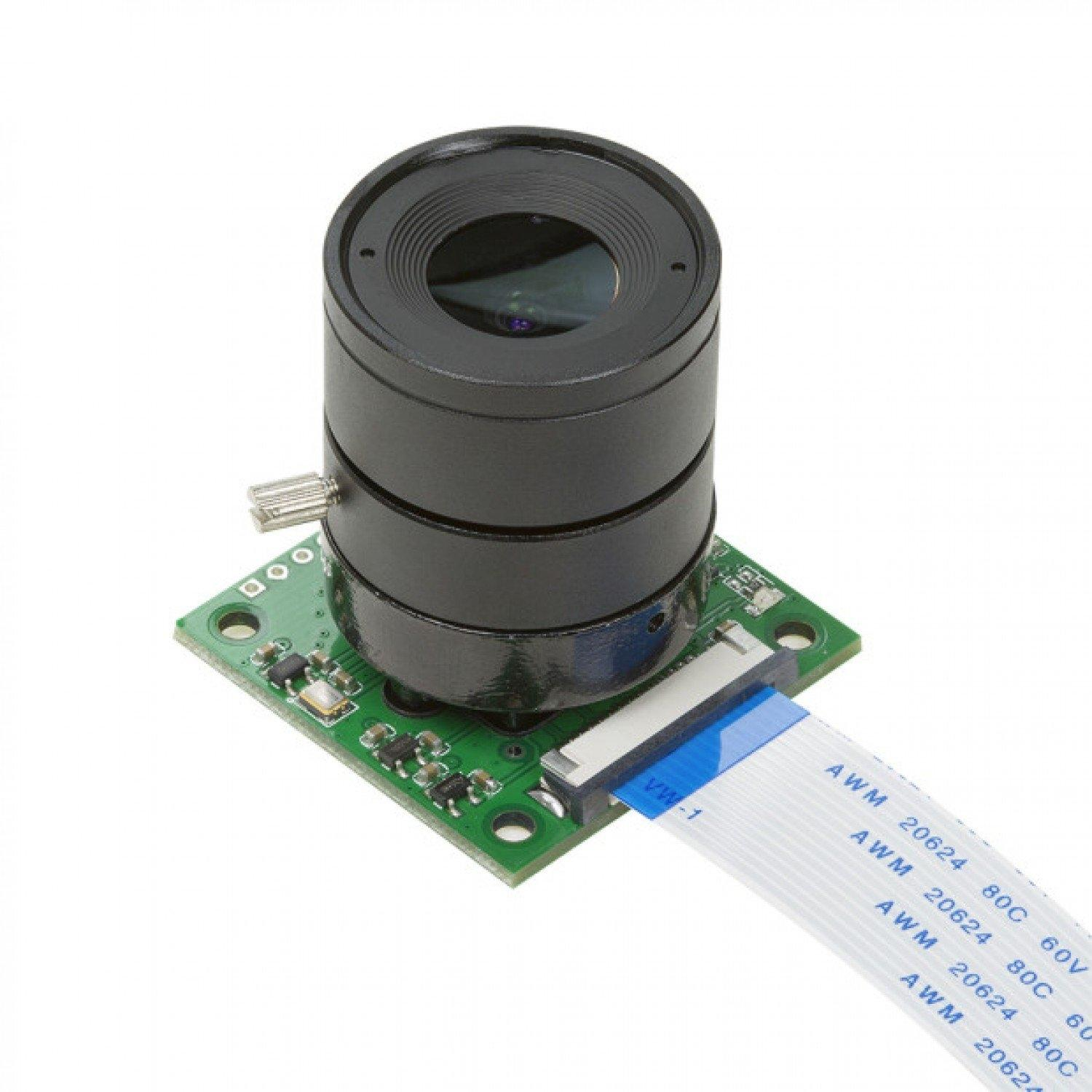 [Raspberry Pi] Arducam 8 MP Sony IMX219 camera module with CS lens 2718 for Raspberry Pi