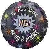 ลูกโป่ง Happy Birthday ME