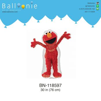 ลูกโป่งการ์ตูน Elmo shap