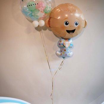 ลูกโป่ง เด็กแรกเกิด 03